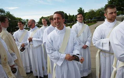 Father Nick Hagen, Chaplain