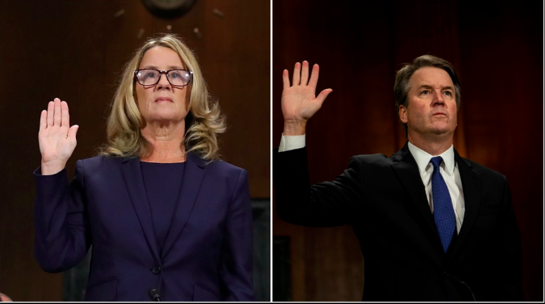 Sexual Assault Allegations Against Kavanaugh