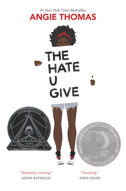 The Hate U Give Book Review