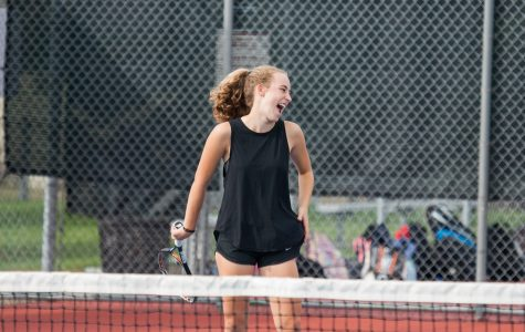 Vis Tennis Finishes 1st in Conference