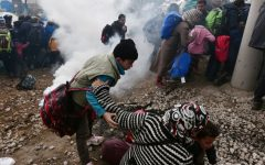 Tear Gas at the Border
