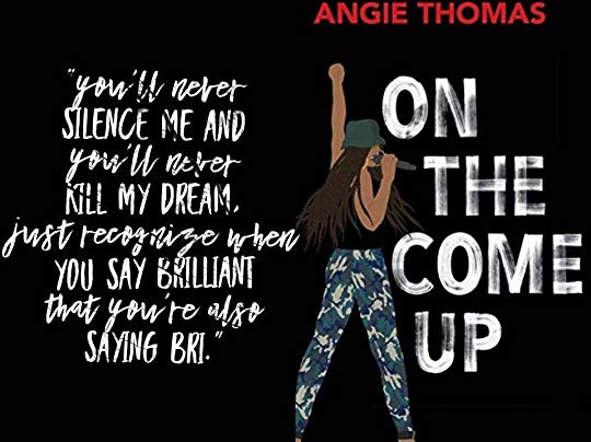 """On the Come Up"" Book Review"