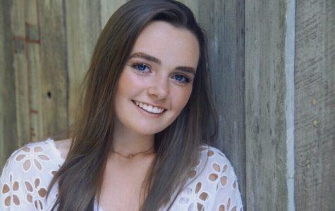 Senior Katie Barry
