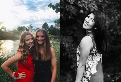 Picture of Katherine Jones (left image) and Isabel Schleper (right) via VSCO.