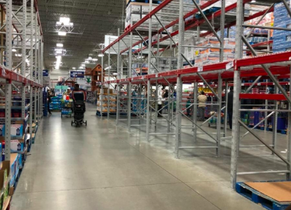Of Empty Shelves and Full Hearts: Two Stories from Spring Break 2020