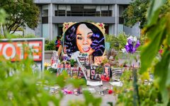 A memorial to Breonna Taylor in Louisville, Kentucky. Photo courtesy of The New York Times.