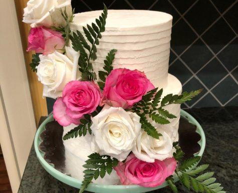 Wedding Cake made by Gabriella D