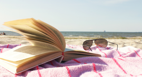 30 Books To Read While On Spring Break