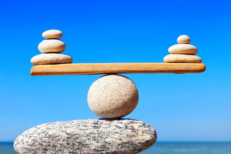 Finding a Balance in High School