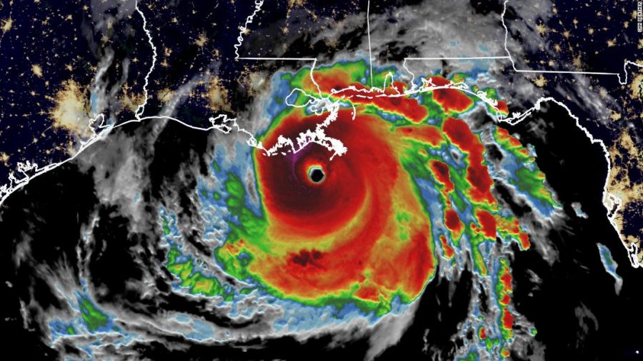 Hurricane Devastation Across the South