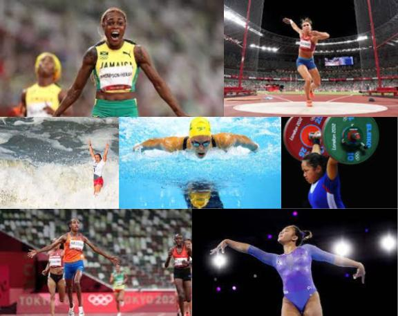 Images from olympics.com