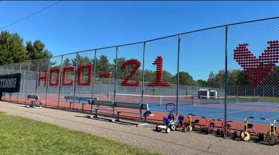 Rock With The Red And Roll With The White: Fall Sports Edition