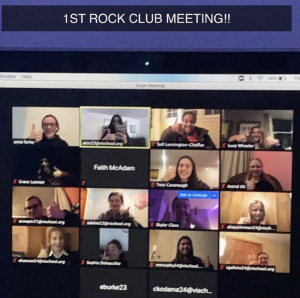 Club Spotlight: Rock Club